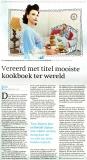 Gourmand Award Friesch Dagblad